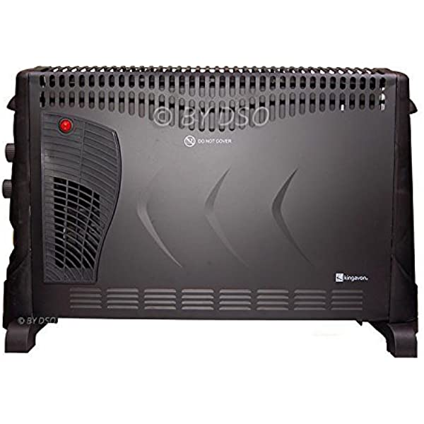 2kW Convector Heater with Timer PRO