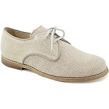 Oca Loca 6093-10, Zapatos de Cordones Derby Niños
