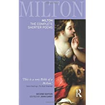 Milton: The Complete Shorter Poems (Longman Annotated English Poets)