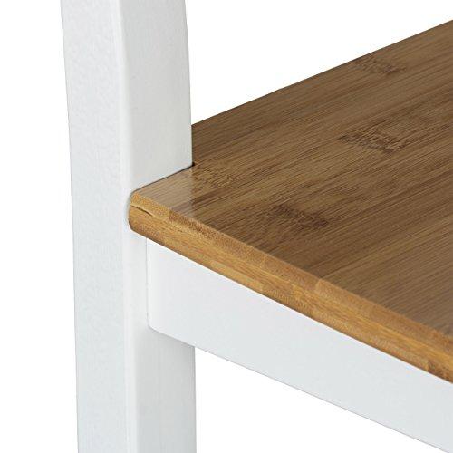 relaxdays kinderstuhl rustico aus bambus f r jungen und m dchen kinderzimmer stuhl hbt ca. Black Bedroom Furniture Sets. Home Design Ideas