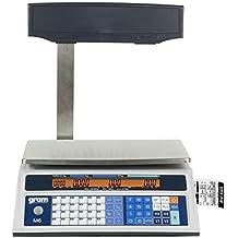 Balanza comercial CERTIFICADA M6-30 (15Kg/30Kg x 5/10g) (