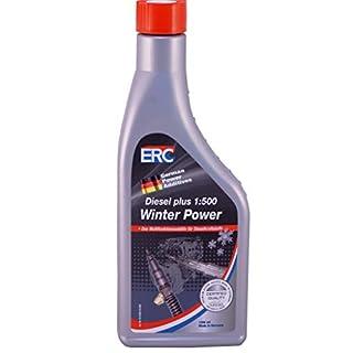 ERC Diesel Plus 1: 500Macht Winter, Konzentrat für 500Liter Kraftstoff Diesel