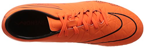 Nike Hypervenom Phelon II FG, Chaussures de Football Homme - total orange