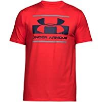 Under Armour Men's Blocked Sportstyle Logo Short-Sleeve Shirt