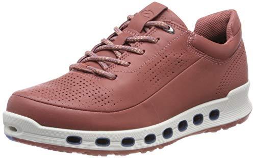 ECCO Damen COOL 2.0 Sneaker Rot (Petal 1236) 38 EU