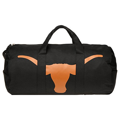 FOCO NCAA Texas longhornsvessel Lauf Duffle Bag, Texas Longhorns, One Size