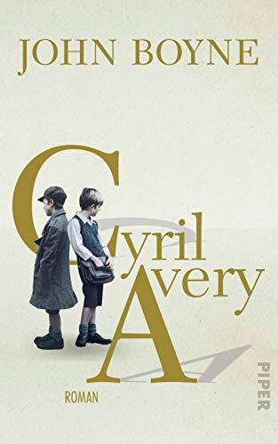 Buchseite und Rezensionen zu 'Cyril Avery: Roman' von John Boyne