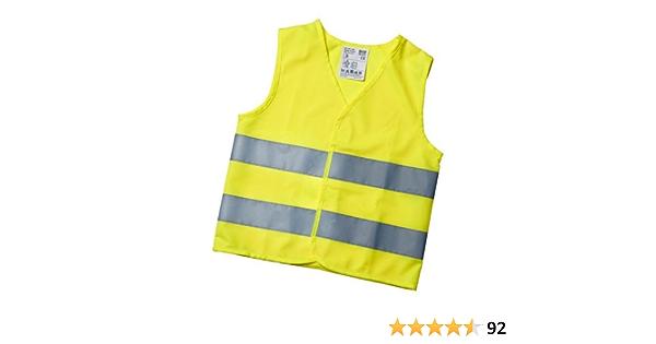 Ikea Patrull Reflektorweste In Gelb 3 Bis 6 Jahre Auto