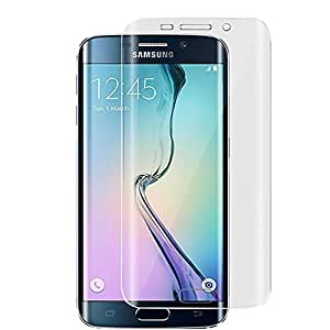 Dawanza Samsung Galaxy S6 Edge HD Transparent PET Film Protection de tout l'Écran Anti-Choc Anti-Rayure Anti-Poussière Pour Samsung Galaxy S6 Edge