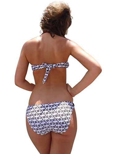 Ingear Push up Bikini Swimsuit Brown F