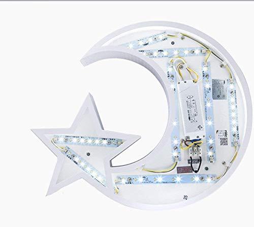 XDD Lámpara de Techo, luz de Techo en el Dormitorio de la Sala de Estar del hogar, Tienda de Ropa Retro de American Industrial Loft Personalidad Creativa Led Spot-Invisible Spotlight Form Head, Corri