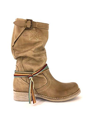 zeta-shoes-damen-stiefel-stiefeletten-beige-taupe-grosse-40