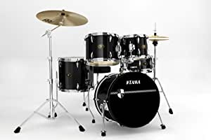Batteries acoustiques TAMA IMPERIALSTAR - MIDNIGHT MIST - IS58HS6C-MNM Batteries Jazz