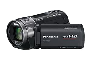 Panasonic X800 Full HD 1920 x 1080p (50p) 3D Ready Camcorder - Black (3MOS Sensor, 23x Intelligent Zoom, SD Card Recording, Leica Dicomar Lens, and Manual Control Ring) 3.0 inch LCD (discontinued by manufacturer)
