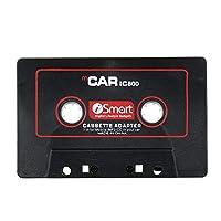 حزمة من 2، محول شريط كاسيت للسيارة من KKMoon Audio AUX 3.5 مم مناسب لجهاز IOS أندريود Phone MP3