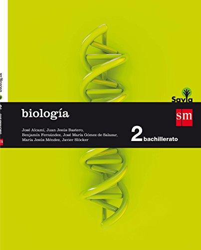 Biología 2 Bachillerato Savia