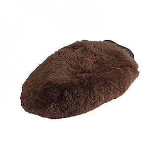 Horze Sheepskin Grooming Mitten Horze Sheepskin Grooming Mitten 41Xf86us5 L