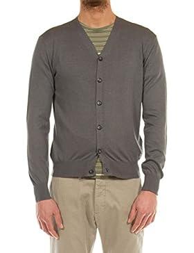 Carrera Jeans - Chaqueta de punto 845 para hombre, color liso, ajuste regular, manga larga