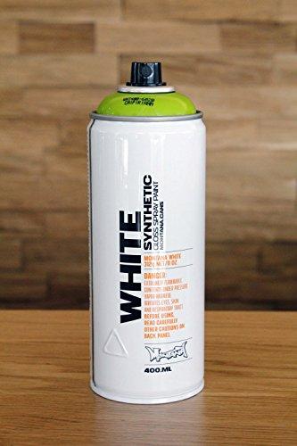 Montana White 6020 caipirinha, 400 ml Sprühdose glänzend