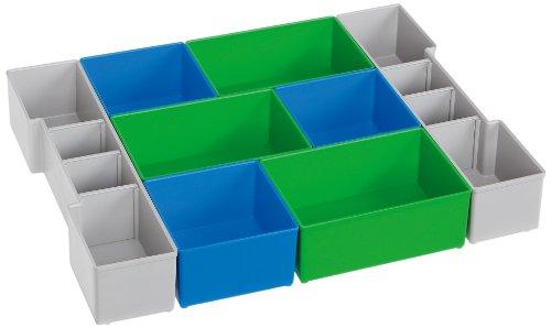 Sortimo 51015303 Insetboxen-Set CD3 L-BOXX