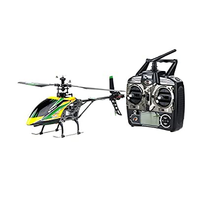 WL V912 Super 2.4G Single Blade 4CH RC Helicopter RTF V911 Upgrade Large Version
