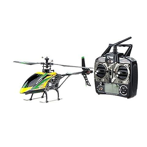 WL V912 Super 2.4G Single Blade 4CH RC Helicopter RTF V911 Upgrade Large Version