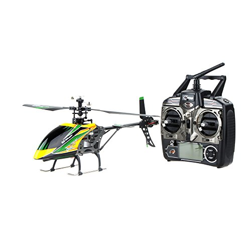 WL V912 Tremendous 2.4G Single Blade 4CH RC Helicopter RTF V911 Improve Giant Model –  Critiques – Extra Merchandise