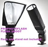 spe FLASHSNOOT Foldable Spotlighting Cloth for Universal Flashes (Multicolour)