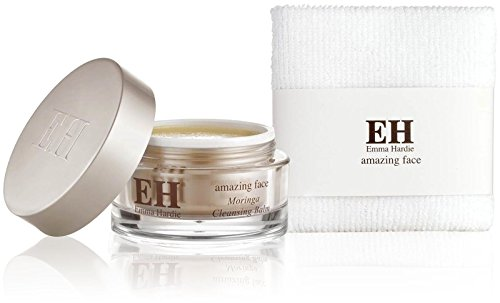 Emma Hardie Moringa Cleansing Balm with Cleansing Cloth by Emma Hardie