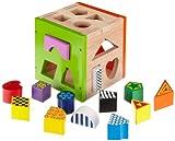 Eichhorn 100002224 - Holz-Steckbox bunt
