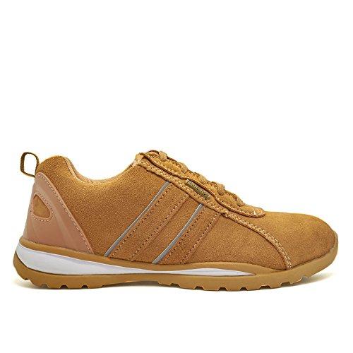 London Footwear , Basses homme Sable