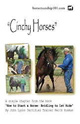 Cinchy Horses (How to Start a Horse Book 7) (English Edition)