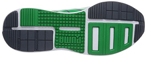 Puma Descendant V2 - Scarpa per uomo Grigio (12 turbulence-bright green)