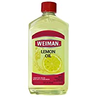 Weiman Lemon Oil Furniture Polish, 16 fl oz