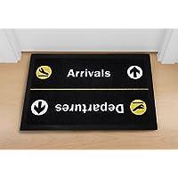 Up Close Paillasson Arrivals/Departures