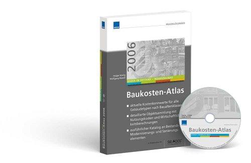 Baukosten-Atlas. Bauen im Bestand - Wohnungsbau