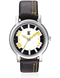 TSX Analog Watch With Leather Strap WATCH-020