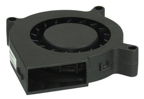 Titan TFD-B5015M12B Lüfter, 50 x 50 x 15 mm, radial, kugelgelagert schwarz