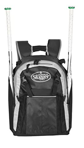 Louisville Slugger EB 2014 Series 5 Stick Baseball Bag, Black by Louisville Slugger