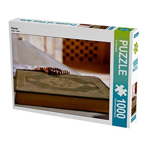 CALVENDO Puzzle Koran 1000 Teile Lege-Größe 64 x 48 cm Foto-Puzzle Bild von Pia Thauwald