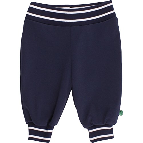 Fred's World by Green Cotton Unisex Baby Hose Stripe Pants Blau (Navy 019392001) 68