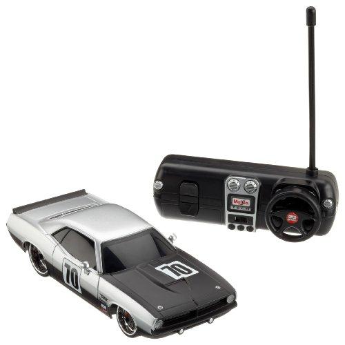 RC Auto kaufen Rennwagen Bild 2: Maisto 81062 - Plymouth Hemi Cuda 70 1:24 mit Fernbedienung*