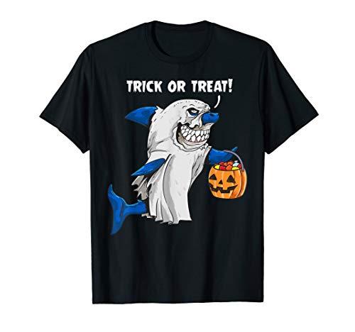 Nerds Süßigkeiten Halloween Kostüm - Hai-Geist Great White Hai-Jawsome Halloween-Kostüm