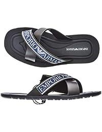 63271fe9a917 Amazon.fr   sandales homme - Emporio Armani   Chaussures et Sacs
