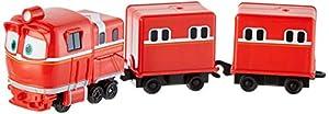 Robot Train Vehículo Deluxe Alf (BIZAK 62000192)