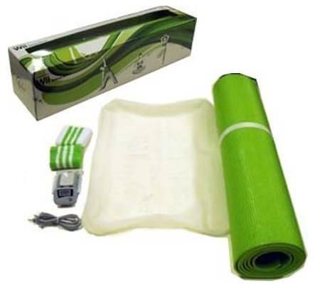 Preisvergleich Produktbild 6 in 1 Kit Fitness Workout Bundle Gift Pack for WII FIT Please Wait Image Not Available * Enlarge 6 in 1 Kit Fitness Workout Bundle Gift Pack for WII FIT by Yobo