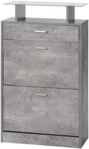 Ts-ideen - Zapatero 104 x 63 cm