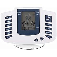 JMung'S Elettrostimolatore Muscolare Ricarica USB Elettrodi Per I Massaggi A Impulso Eccezionale Per I Dolori Cervicali, La Sciatica E Per L'Indolenzimento Muscolare
