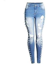 2eeb289805 Amazon.it: con - Jeans / Donna: Abbigliamento