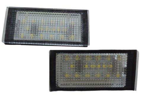 Handycop® Kennzeichenbeleuchtung für BMW 3er E46 Coupe & Cabrio bis 02 2003 - mit Zulassung